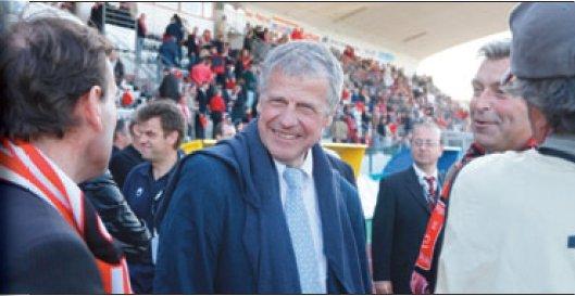 Gilles Demailly lors de Boulogne-Amiens en 2009