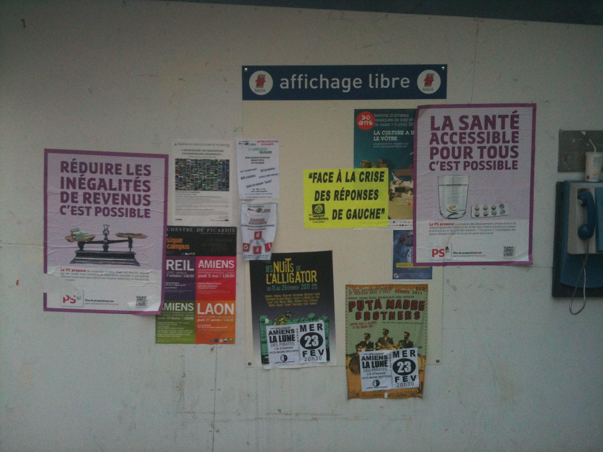 Un petit peu plus de place pour l'expression : début de campagne à Amiens dans Divers img0173
